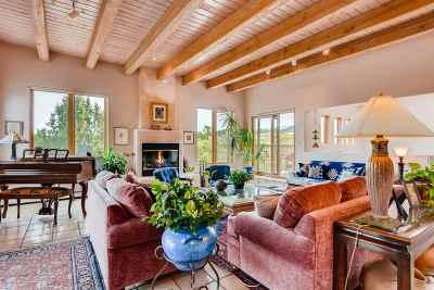 Santa Fe Single Family Home For Sale: 769 Paseo Cresta