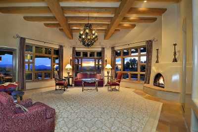 Santa Fe Single Family Home For Sale: 17 Storm View