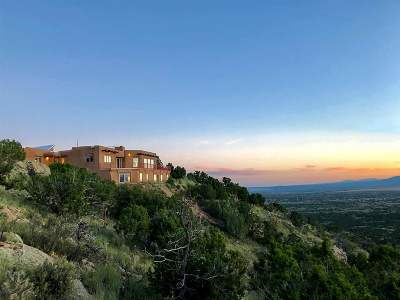 Santa Fe Single Family Home For Sale: 30 Vail Road
