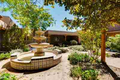 Single Family Home For Sale: 8 Silver Saddle