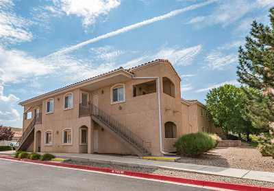 Albuquerque NM Condo/Townhouse For Sale: $152,000