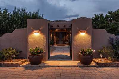 Santa Fe Single Family Home For Sale: 46 Wildhorse
