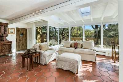 Santa Fe Single Family Home For Sale: 1066 Governor Dempsey