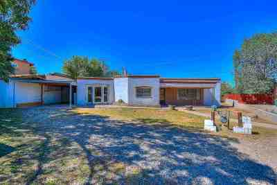 Santa Fe Single Family Home For Sale: 858 Gilmore