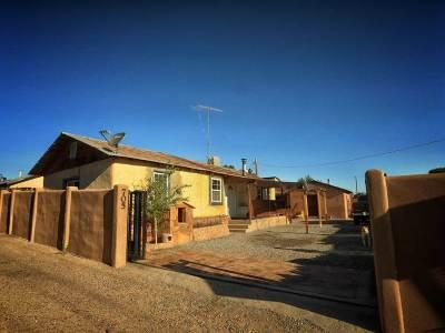 Single Family Home For Sale: 705 W Sanchez