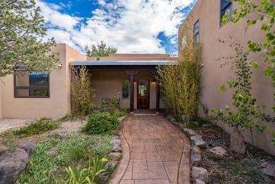 Sandia Park Single Family Home For Sale: 9 Punta Linda