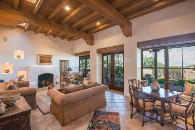 Santa Fe Single Family Home For Sale: 3 W Golden Eagle