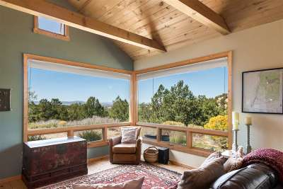 Single Family Home For Sale: 25 Sandia Canyon