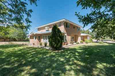 Espanola Single Family Home For Sale: 222 State Road 399