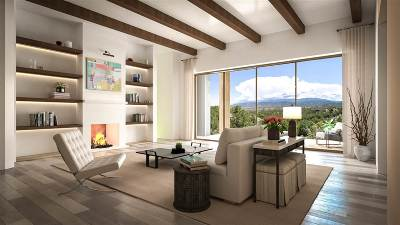 Santa Fe Single Family Home For Sale: 100 Valle Sereno Dr., Lot 208