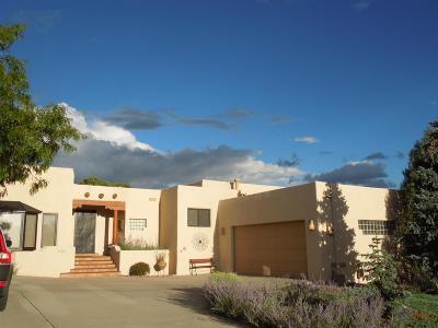 Santa Fe Single Family Home For Sale: 2703 Via Caballero Del Sur