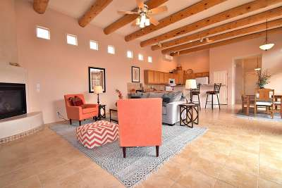 Rancho Viejo Single Family Home For Sale: 19 Cimarron Pass