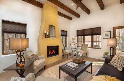 Santa Fe Single Family Home For Sale: 562 1/2 Garcia St #A