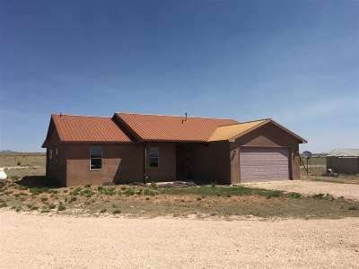 Single Family Home For Sale: 99 Spur Road