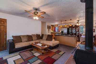 Single Family Home For Sale: 4808 Agua Fria #A &
