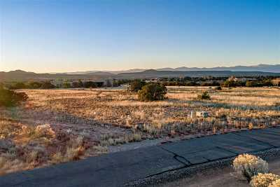 Santa Fe NM Residential Lots & Land For Sale: $95,000