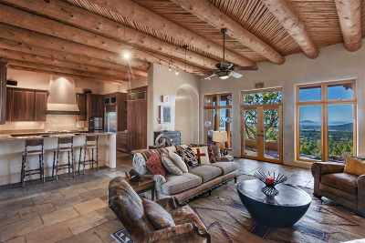 Santa Fe Single Family Home For Sale: 41 San Sebastian Rd