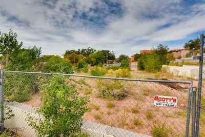 Santa Fe Residential Lots & Land For Sale: 507 & 511 Paseo De Peralta