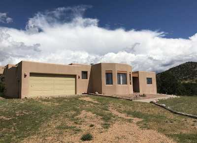 Santa Fe Single Family Home For Sale: 19 Calle Electra
