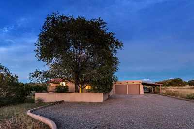 Santa Fe Single Family Home For Sale: 2 Conchas Loop