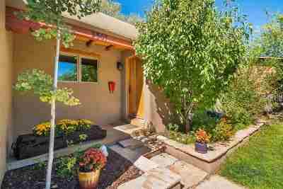Santa Fe Single Family Home For Sale: 2507 Alamosa Place