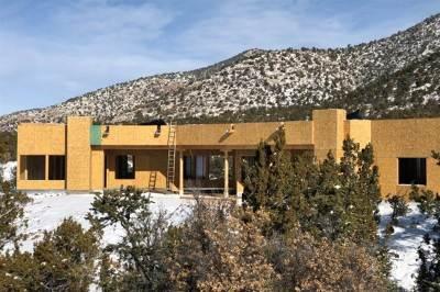 Santa Fe NM Single Family Home For Sale: $780,000