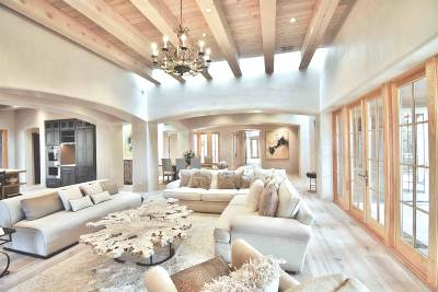 Santa Fe Single Family Home For Sale: Casa De Lavanda
