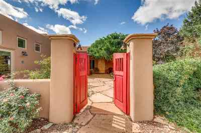 Santa Fe Single Family Home For Sale: 9 Avila Road