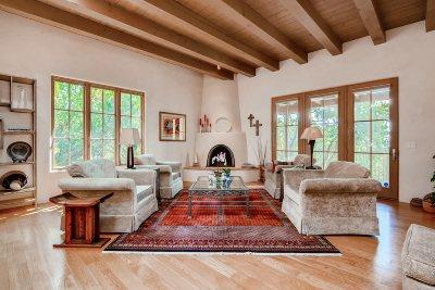Santa Fe Single Family Home For Sale: 6 Arroyo Vista
