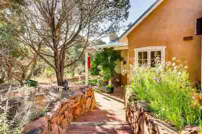 Santa Fe Single Family Home For Sale: 7 Apache Plume Drive