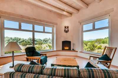 Single Family Home For Sale: 16 Camino Libre
