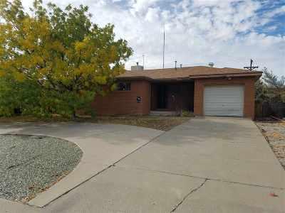 Albuquerque Single Family Home For Sale: 2629 NE Alvarado Drive