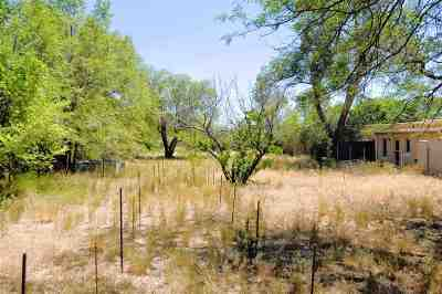 Santa Fe Residential Lots & Land For Sale: 314 N Guadalupe