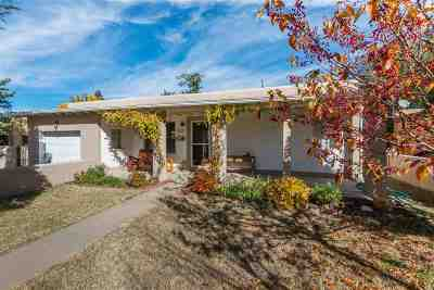 Santa Fe Single Family Home For Sale: 525 Calle Lucero