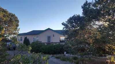 Santa Fe Single Family Home For Sale: 10 Entrada De Colores