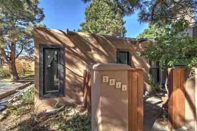Santa Fe NM Condo/Townhouse For Sale: $277,000