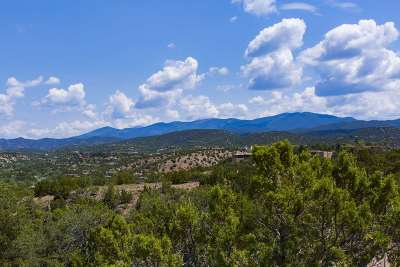 Santa Fe Residential Lots & Land For Sale: 835 Camino Haciendas Lot 2