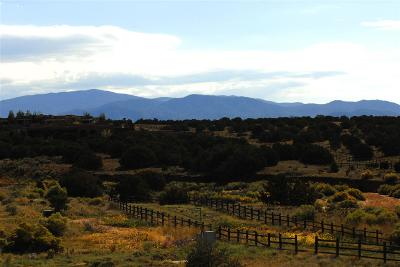 Santa Fe NM Residential Lots & Land For Sale: $125,000