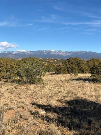 Santa Fe NM Residential Lots & Land For Sale: $155,000