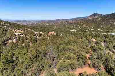 Santa Fe Residential Lots & Land For Sale: 4-B Ponderosa Ridge, Lot 1