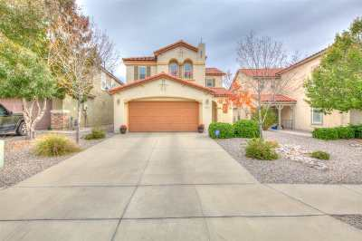 Rio Rancho NM Single Family Home For Sale: $219,000
