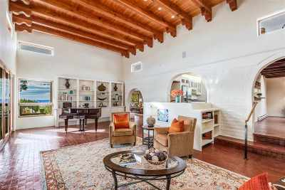 Santa Fe NM Single Family Home For Sale: $1,025,000