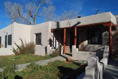 Single Family Home For Sale: County Road 101 House 168