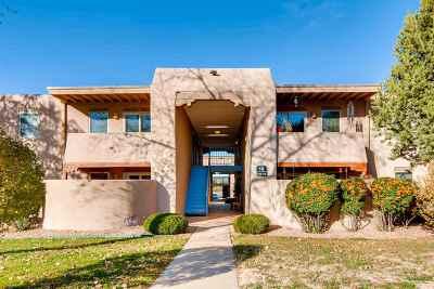 Santa Fe NM Condo/Townhouse For Sale: $204,000