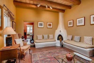 Santa Fe NM Single Family Home For Sale: $1,175,000