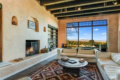 Santa Fe Single Family Home For Sale: 18 White Boulder Road