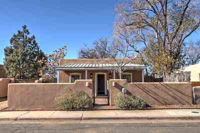 Santa Fe Single Family Home For Sale: 629 Franklin Avenue