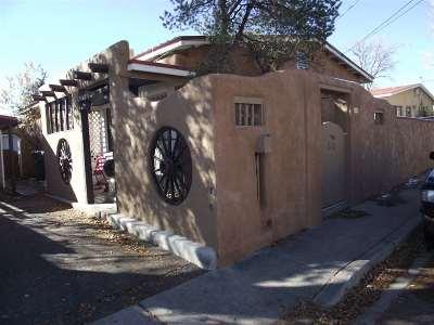 Santa Fe Multi Family Home For Sale: 108 Moore