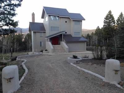 Single Family Home For Sale: 14 Cochiti Trail