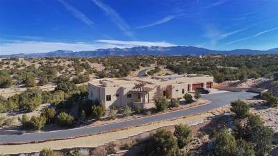 Santa Fe Single Family Home For Sale: 12 Paseo Del Fondo